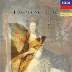 Harp Concertos by Handel ,   Boïeldieu ,   Dittersdorf ;   Marisa Robles ,   Academy of St Martin in the Fields ,   Iona Brown